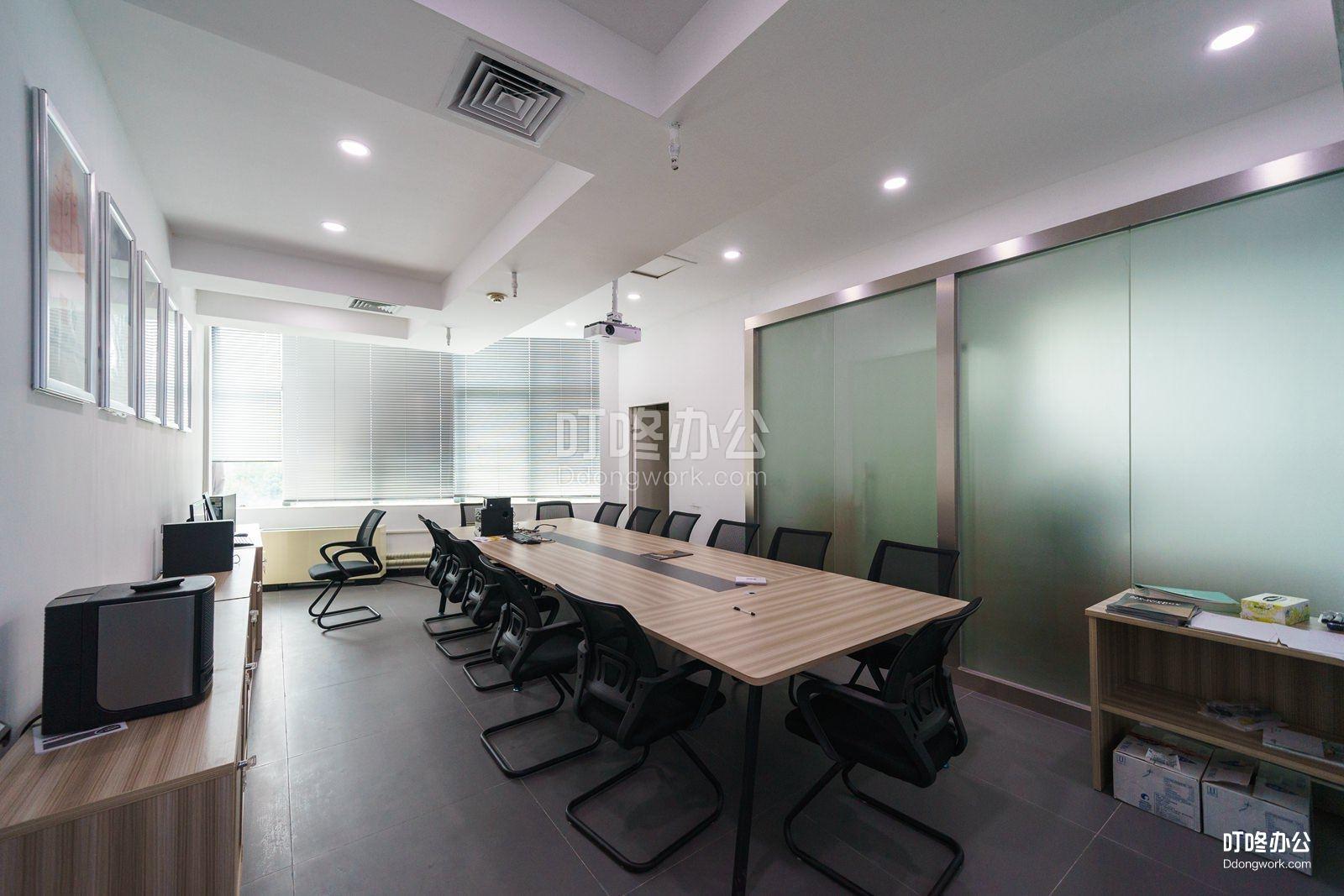筹小鸭科技众创空间会议室