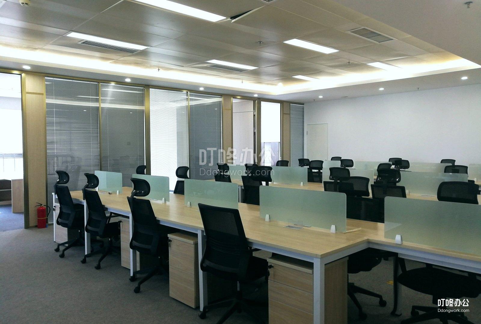 超大型办公室 海王银河科技大厦