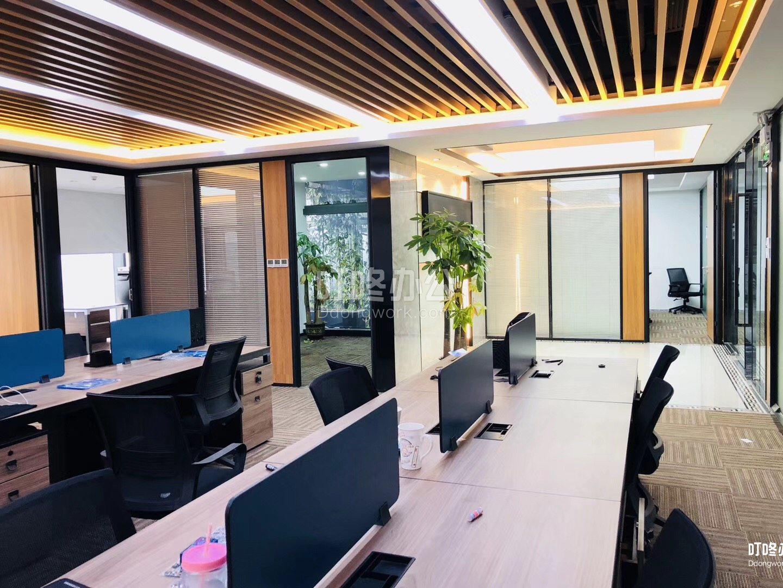 大型办公室 深圳湾科技生态园