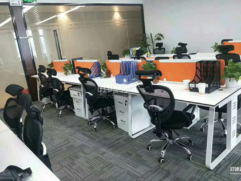 大型办公室 卓越城二期