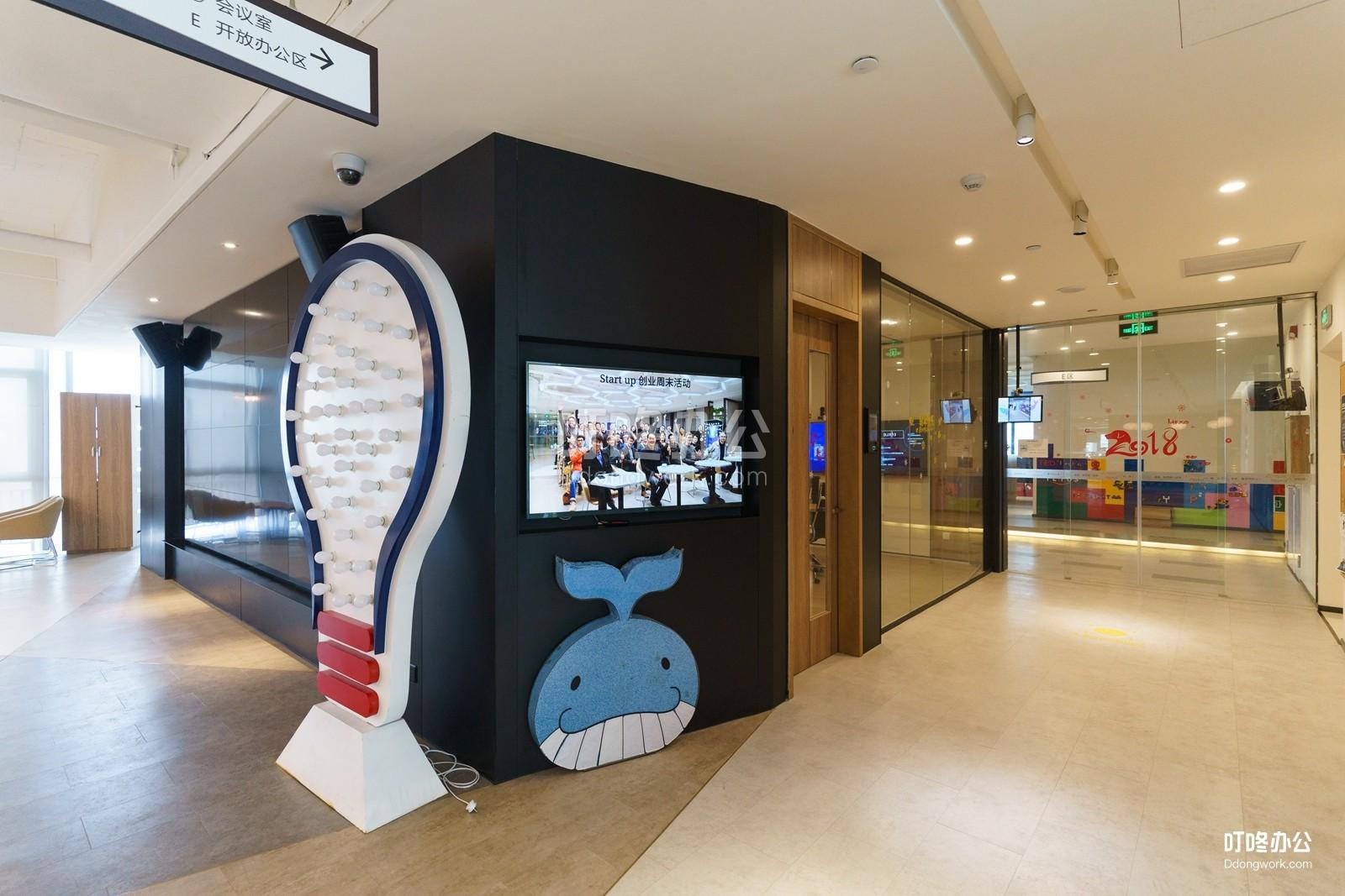 神鲸空间·深圳后海走廊