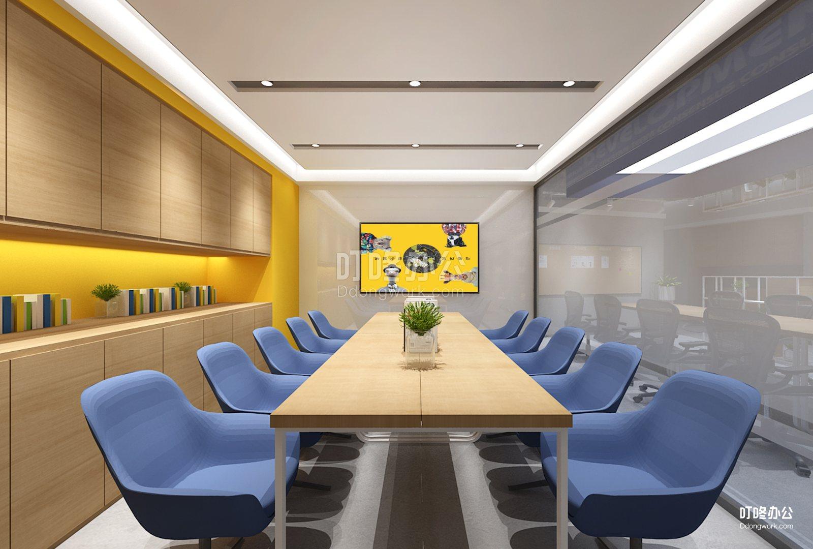 创富港会议室