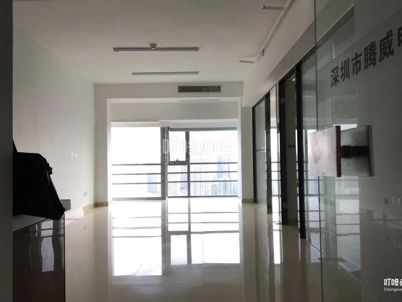 超大型办公室 美生创谷