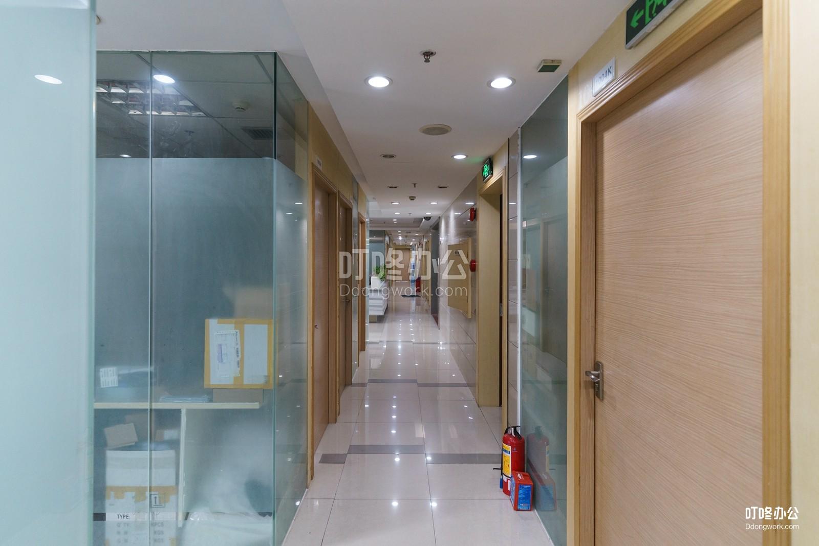 携富空间走廊