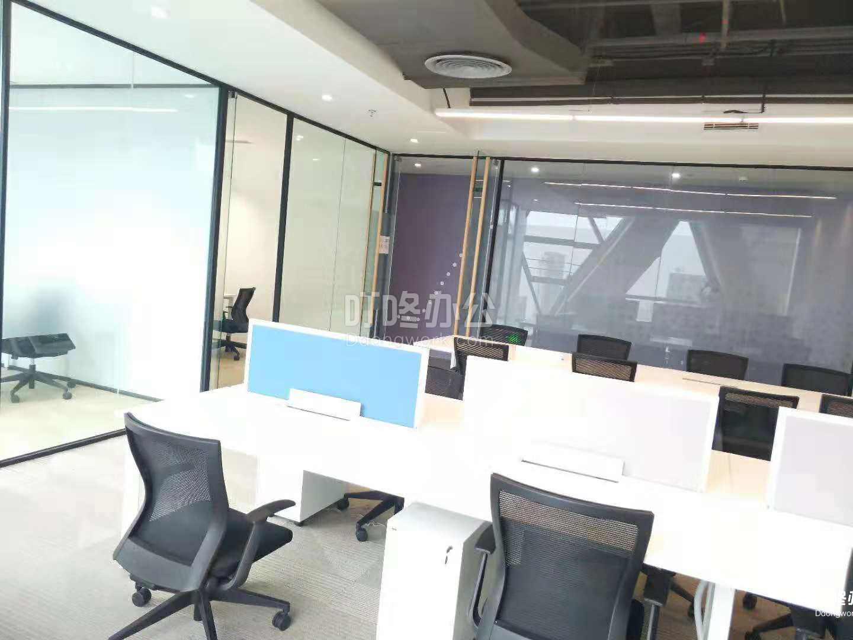 超大型办公室 深圳创业投资大厦