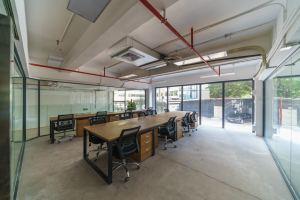 中型办公室 派工场