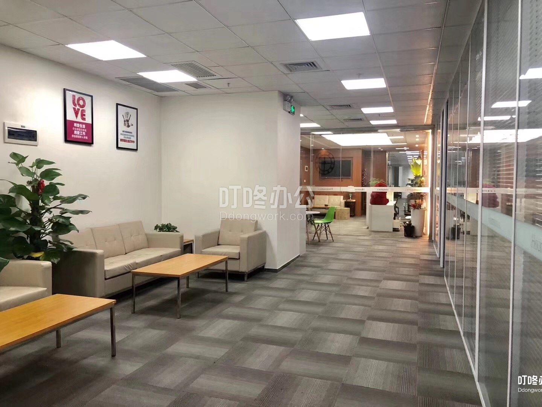 超大型办公室 SCC中洲控股中心