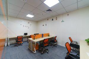 小型办公室 梦工场创客空间