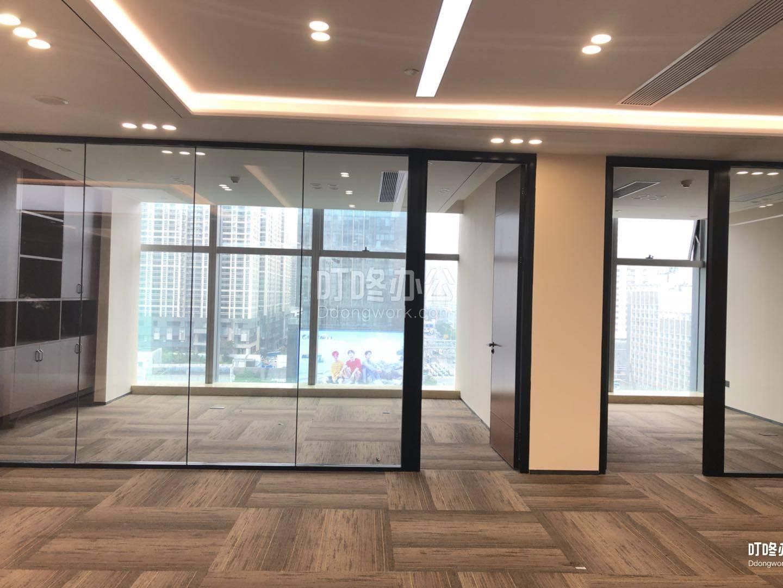大型办公室 平安国际金融中心