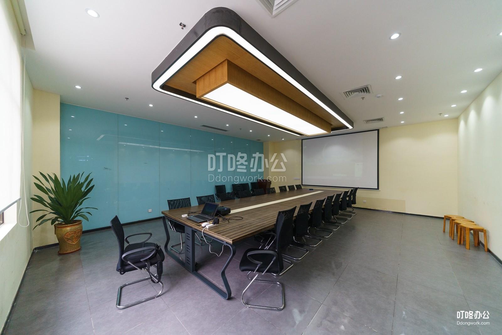 创智空间会议室