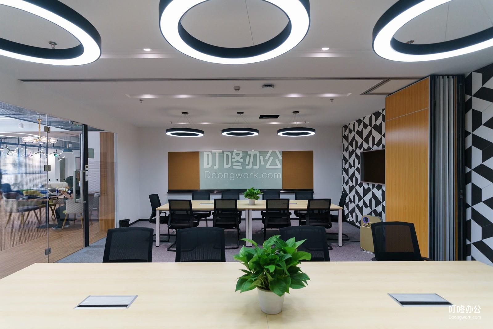 深圳yeswedo福保国际•优客工场会议室