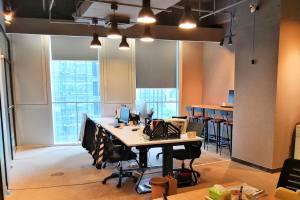 中型办公室 软件产业基地