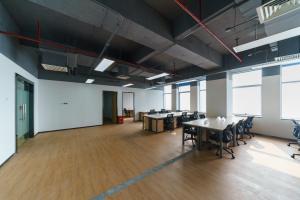 大型办公室 服客师商务中心