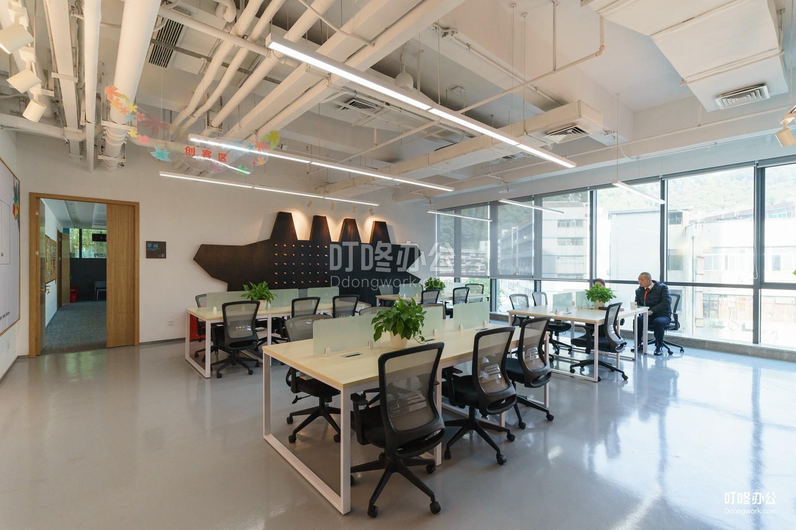 TUP创客空间独立空间