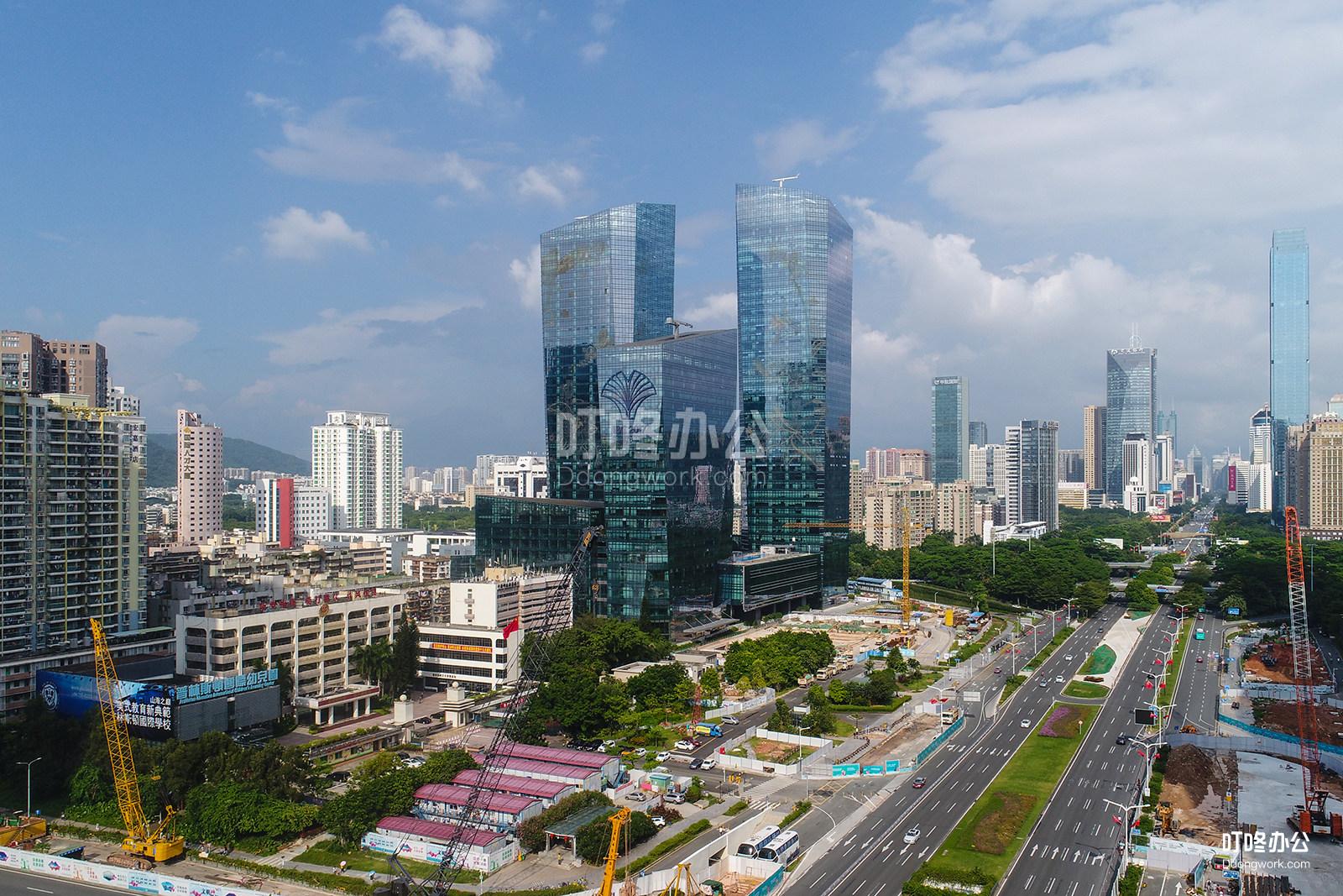 深圳国际创新中心(福田科技广场)