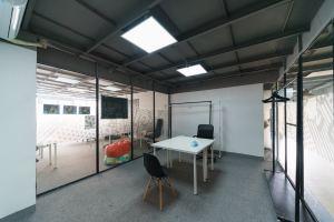 小型办公室 Wedo联合创业社 「华鹰社区」