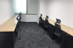 小型办公室 深圳yeswedo园博园社区•优客工场