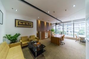 小型办公室 德冠廷服务式办公室「AirS&S」