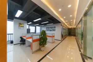 超大型办公室 南园枫叶