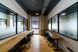 小型办公室 深圳Unic•优客工场