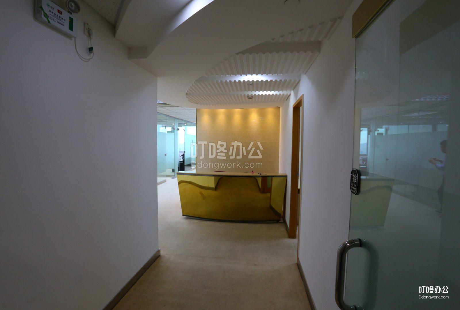 中型办公室 地王大厦
