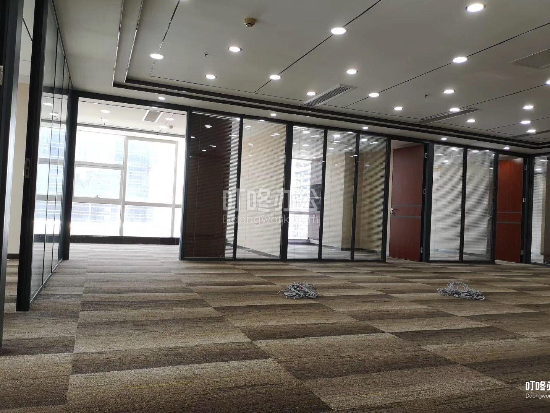 大型办公室 金中环商务大厦