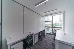 小型办公室 compass国际创新社区