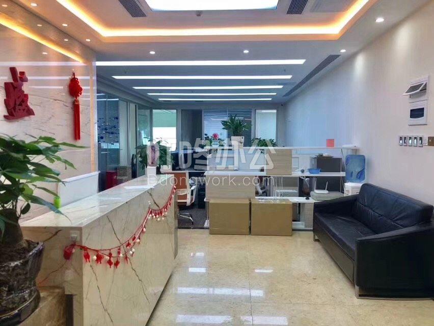 大型办公室 卓越世纪中心