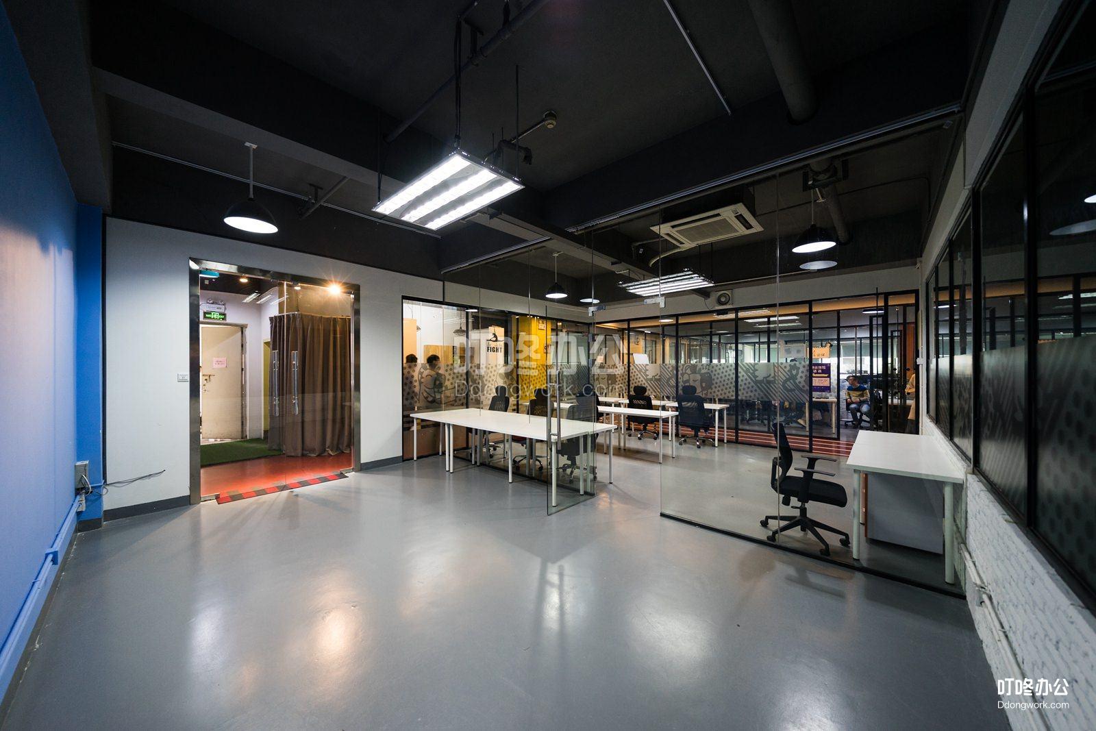 深圳yeswedo科技园社区•优客工场走廊