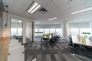 小型办公室 左巢众创空间