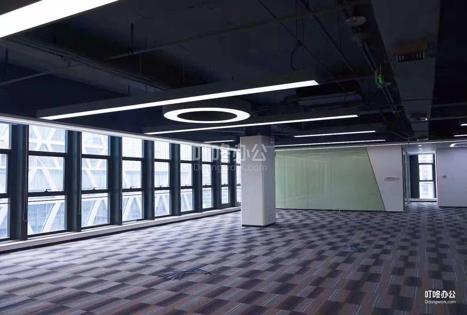 超大型办公室 软件产业基地