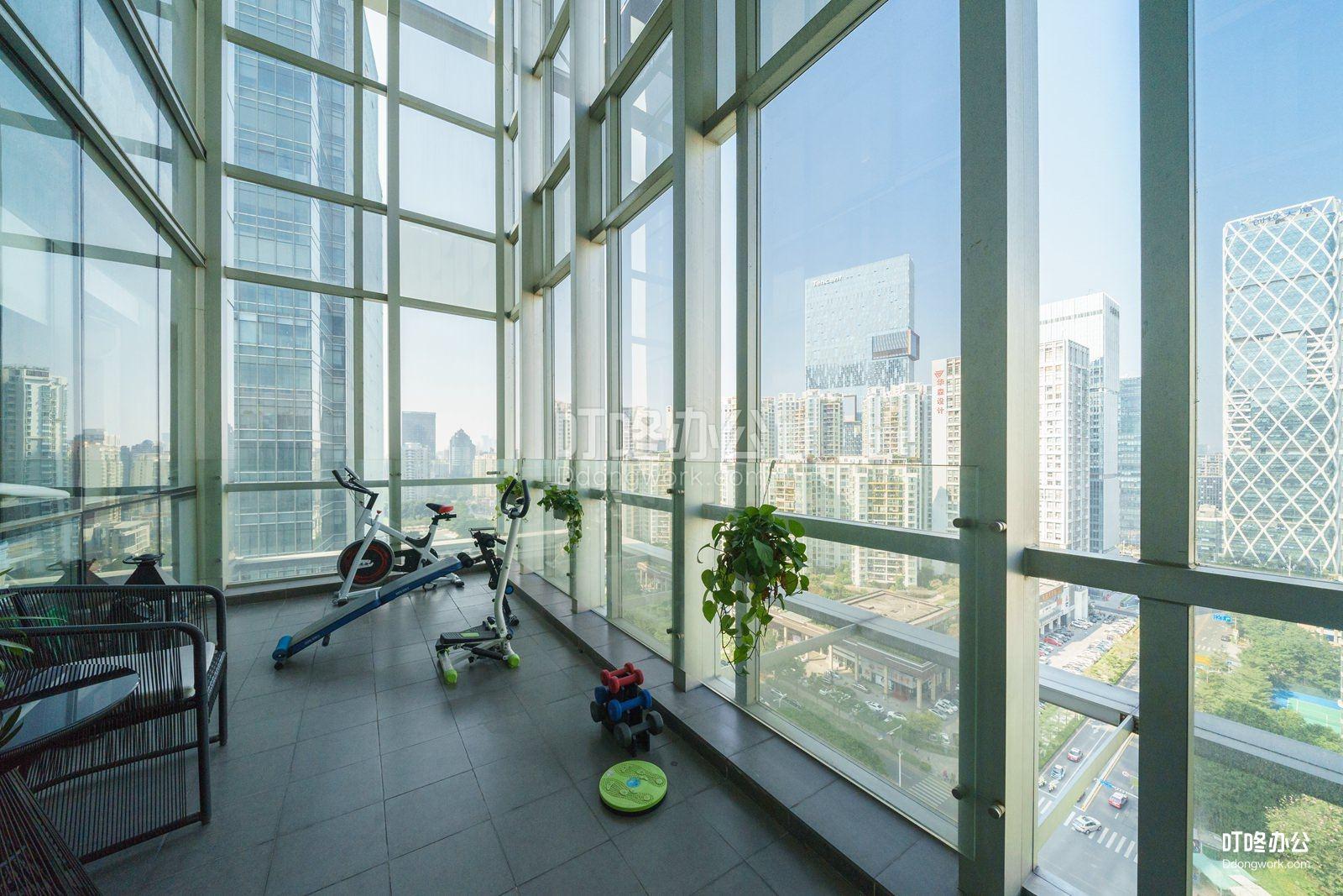 深圳海岸大厦•优客工场