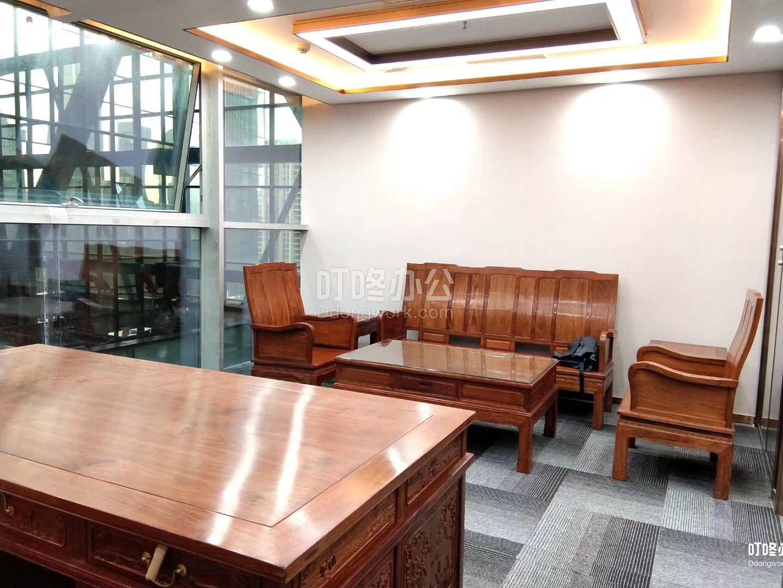 大型办公室 中国凤凰大厦