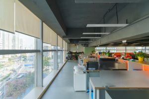 小型办公室 氮氧空间