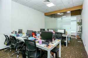 小型办公室 具客空间