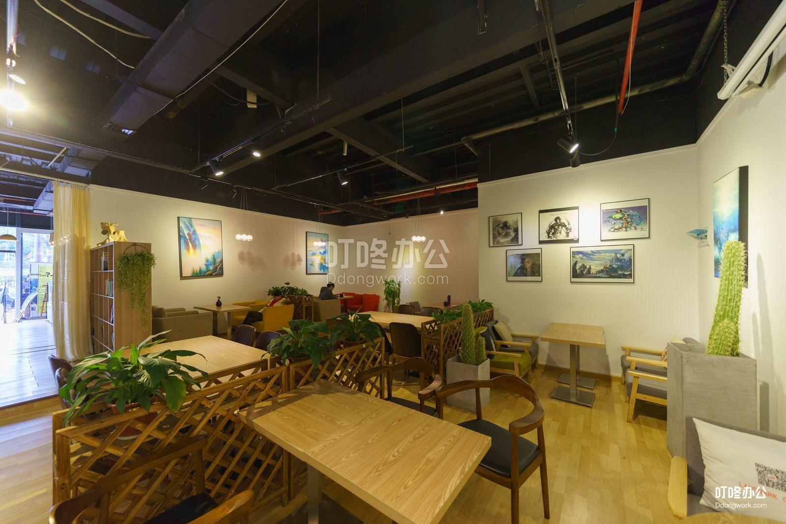蓝马创业 · 蓝马创业中心公共区域