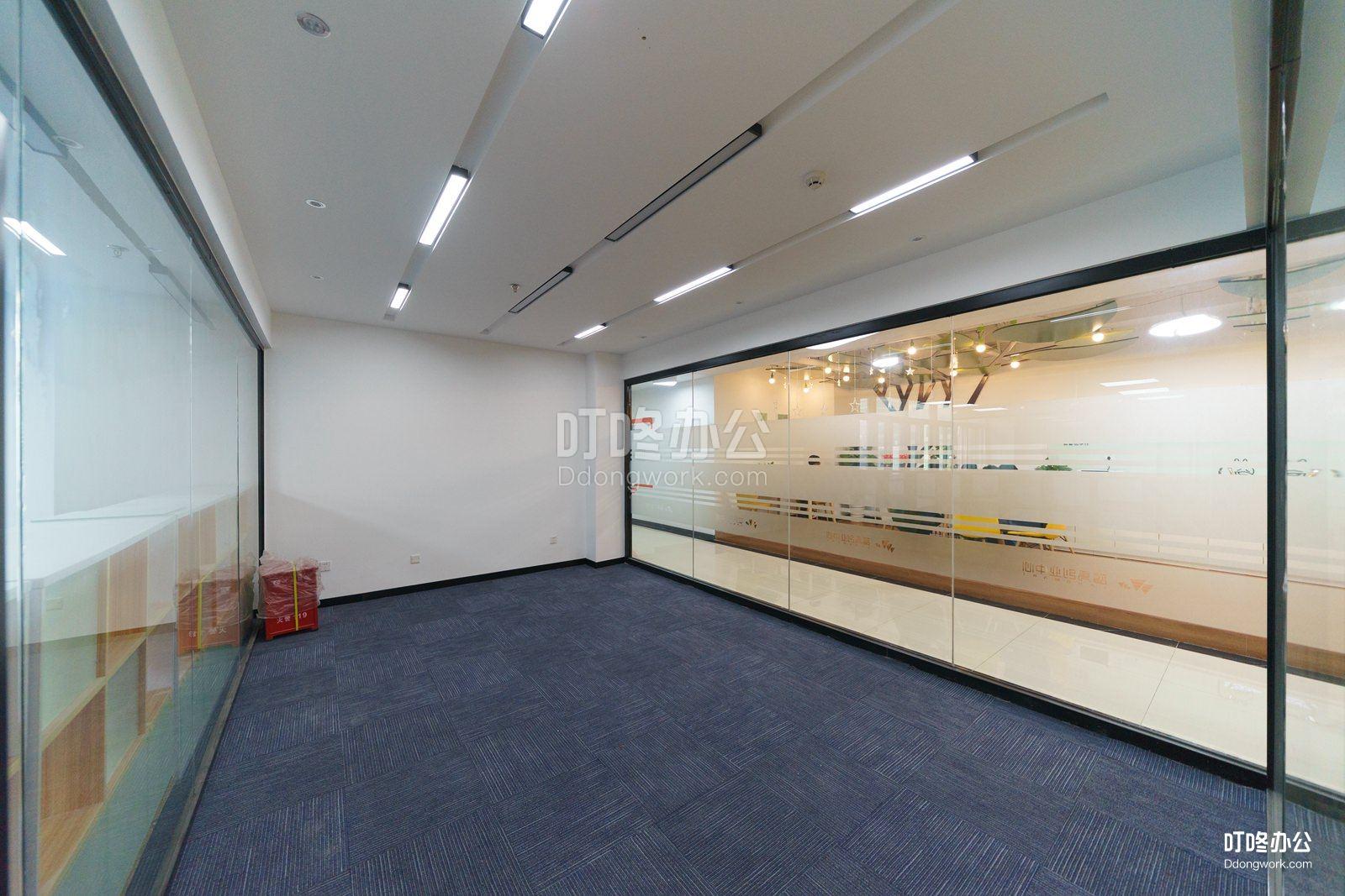 蓝马创业 · 虚拟大学园站独立空间