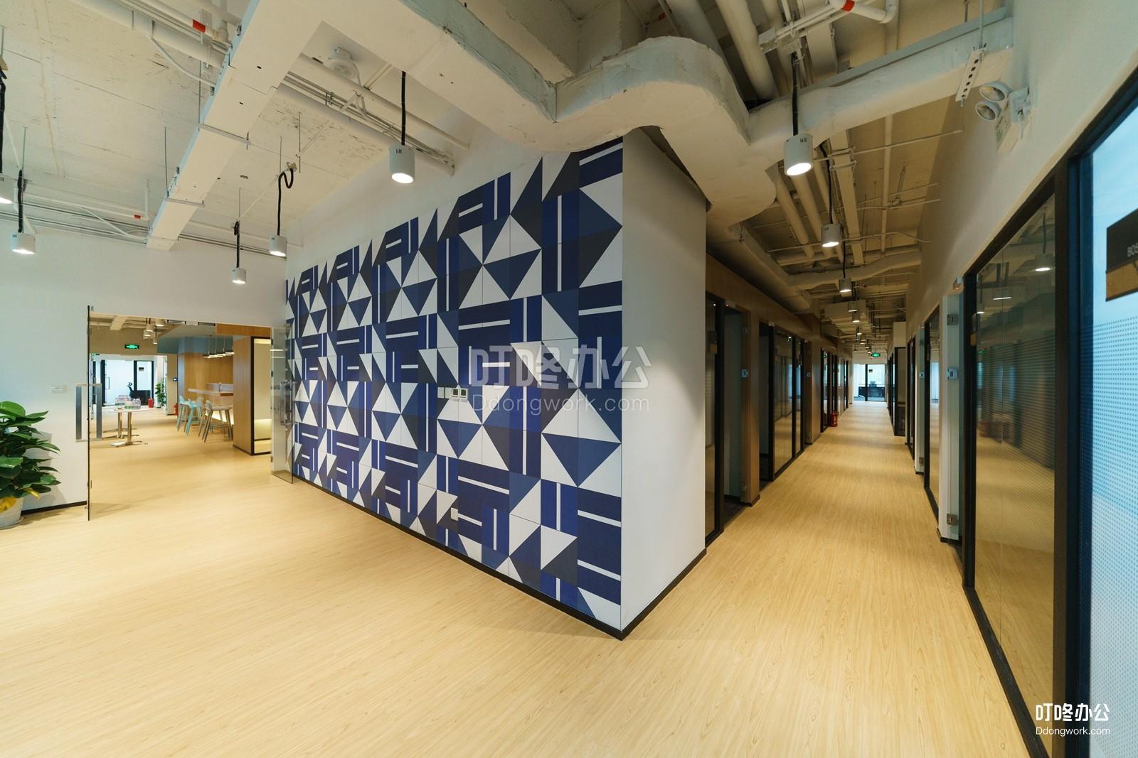 Wedo联合创业社「蛇口国际社区」走廊