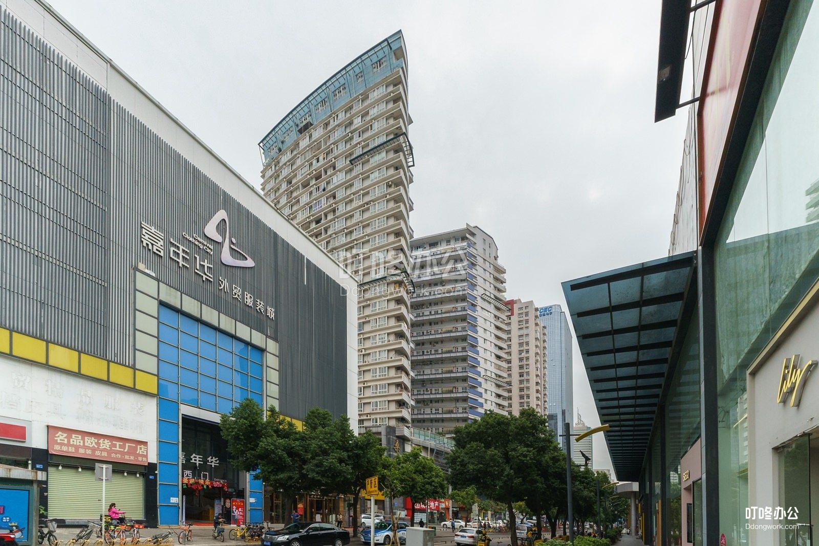 华强北中电信息国际创客中心公共区域