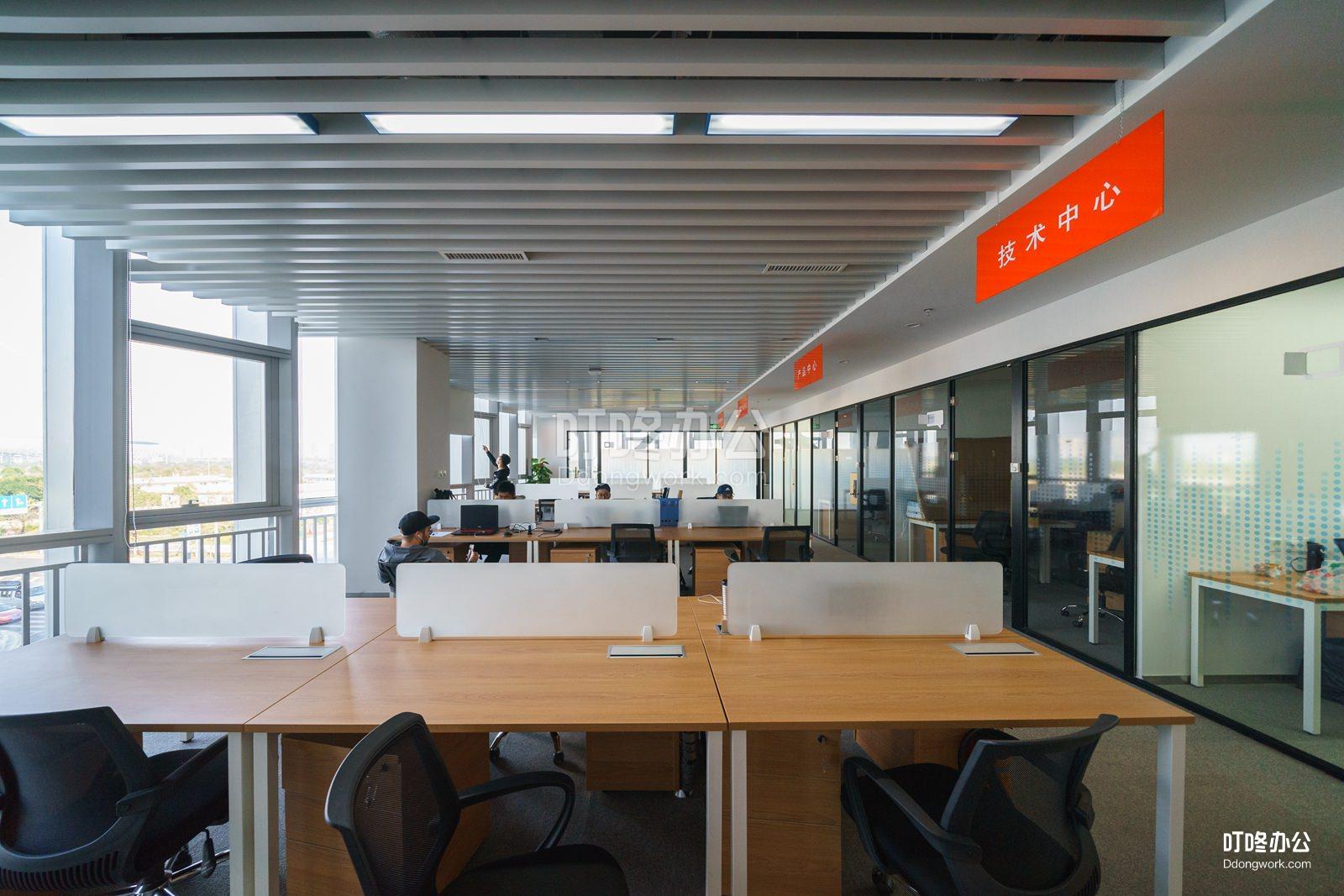 深圳阿里巴巴大厦•优客工场公共区域