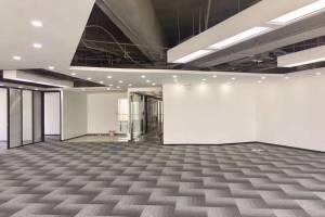 超大型办公室 中国移动深圳信息大厦