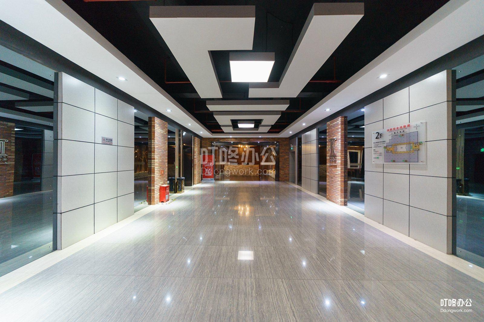 白沙公社走廊