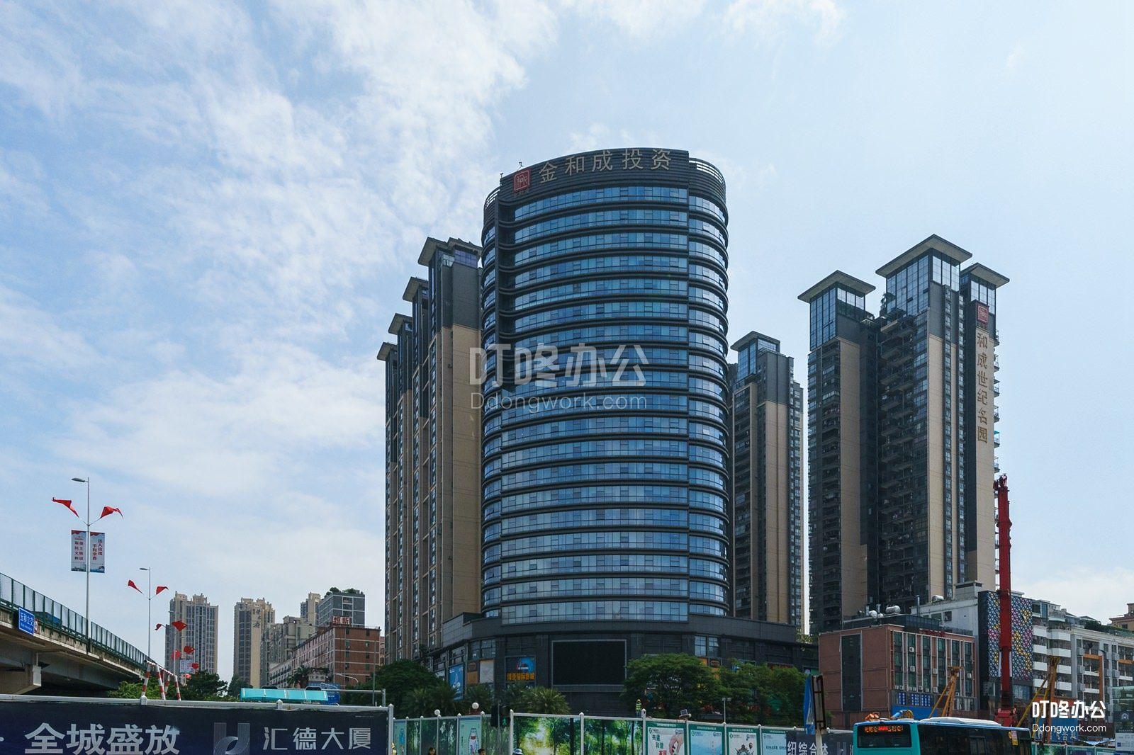 请问深圳市投资大厦在那个位置?