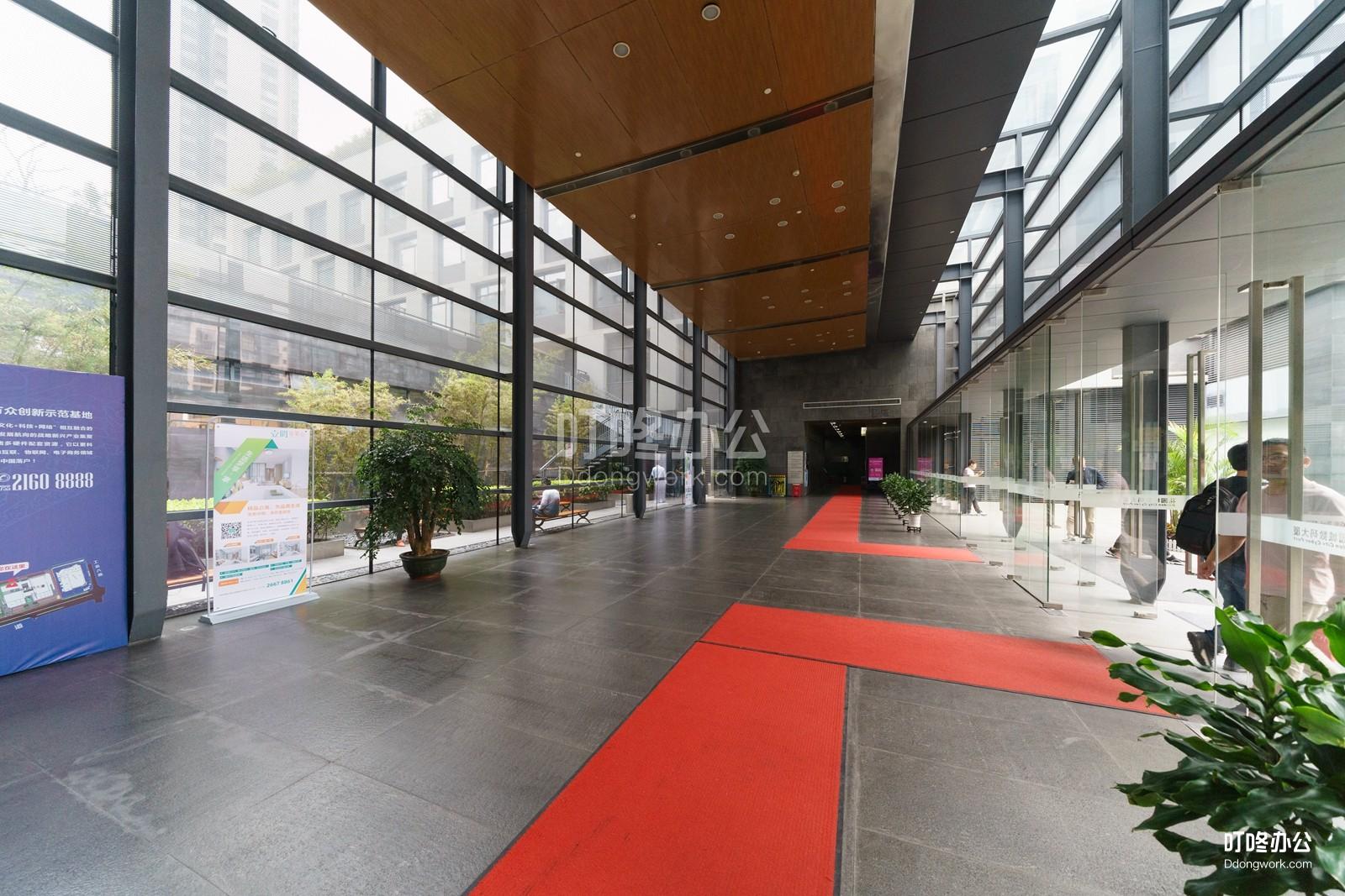 深圳数码大厦•优客工场走廊