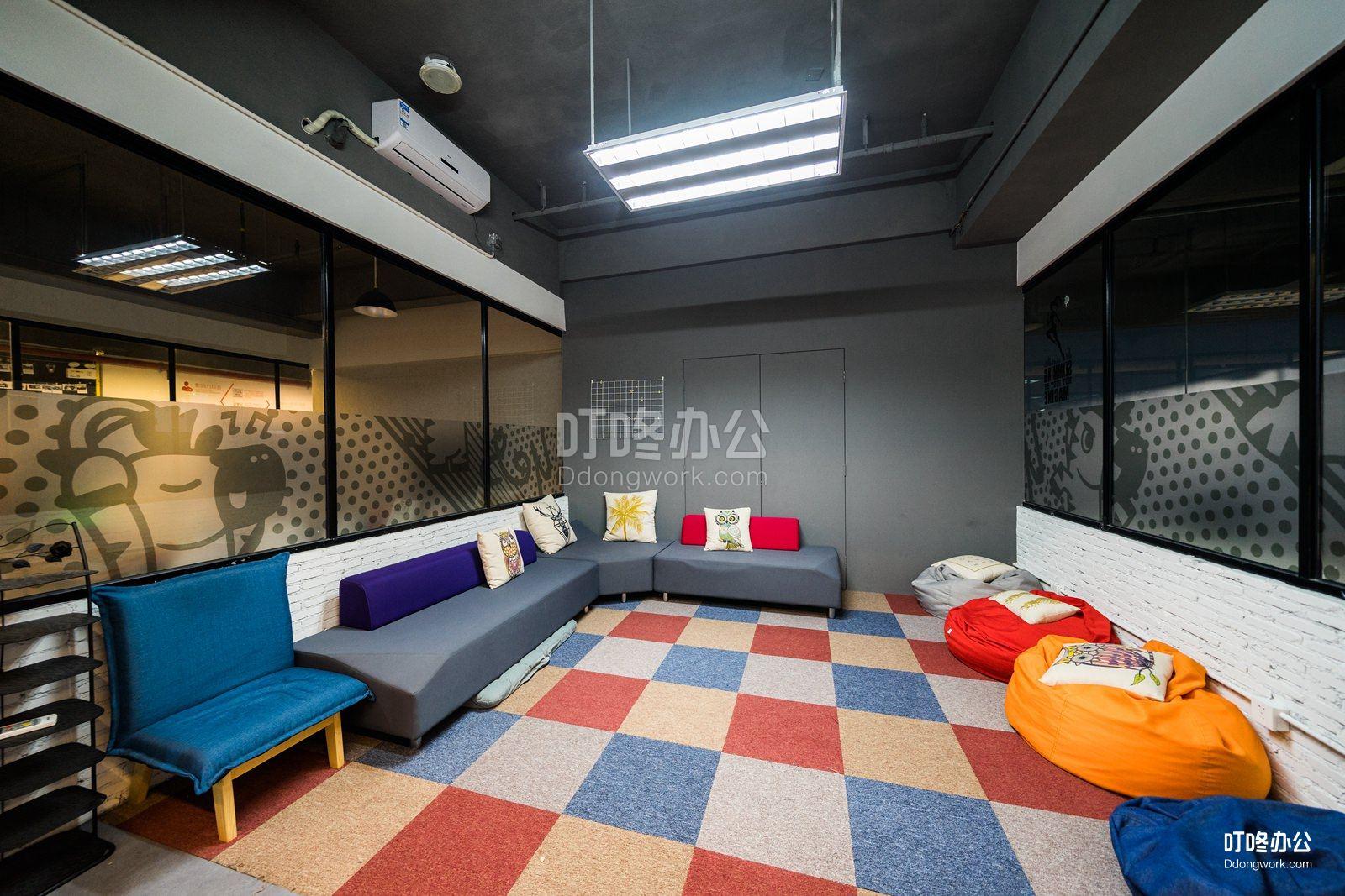 深圳yeswedo科技园社区•优客工场公共区域