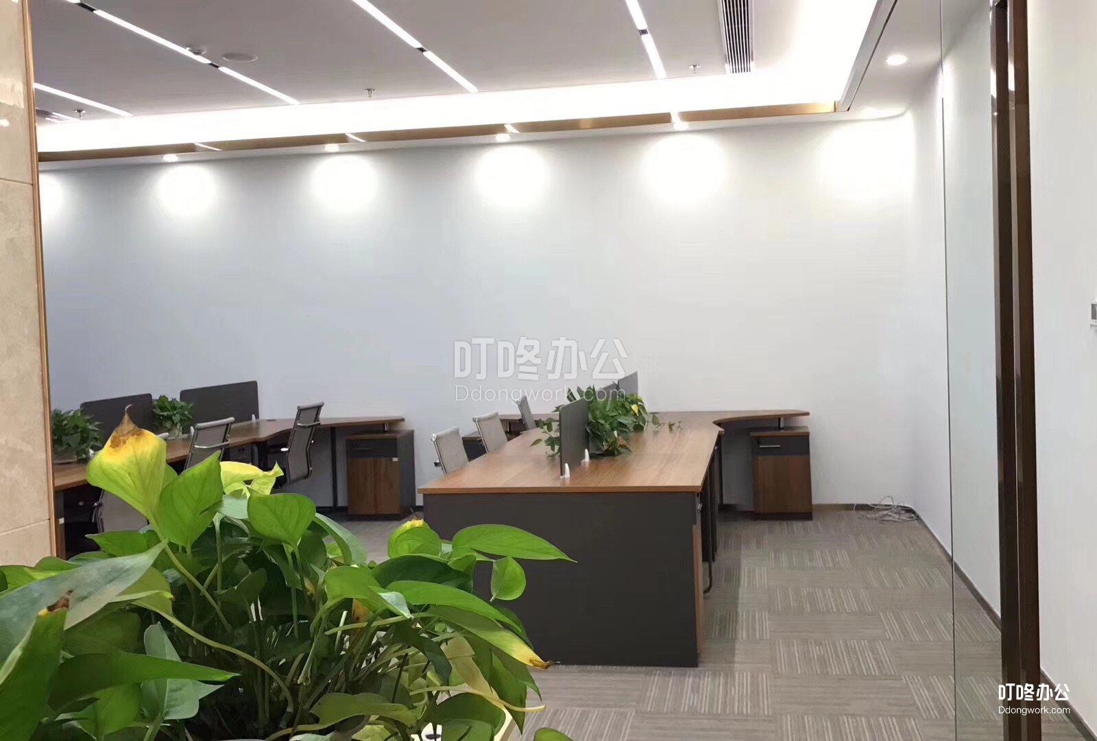 大型办公室 财富港国际中心