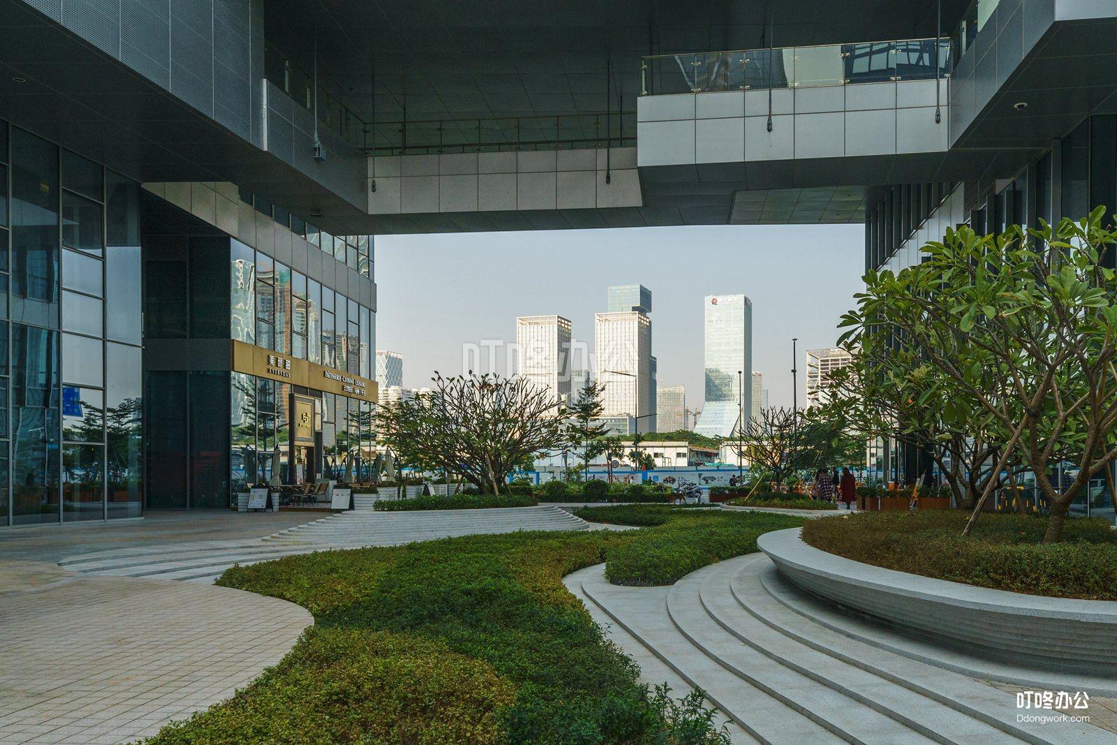 深圳阿里巴巴大厦•优客工场会议室