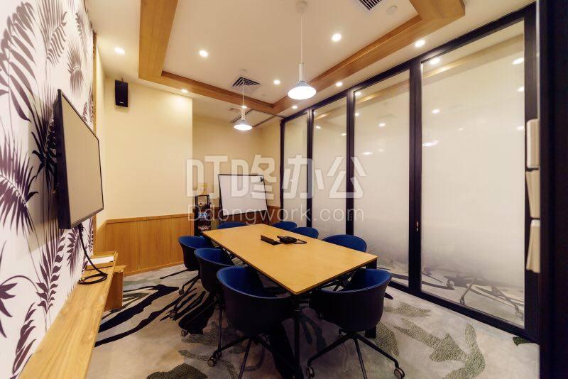 Bee+深圳G&G创意空间会议室