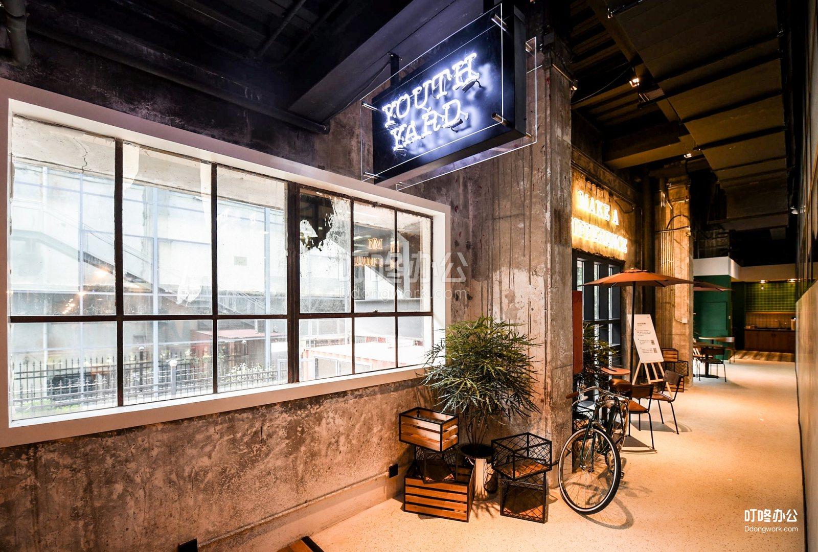 Bee+深圳G&G创意空间公共区域