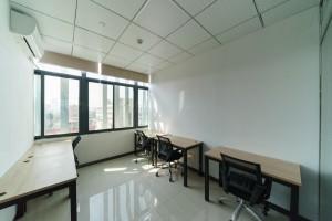 小型办公室 德隆启创商务中心